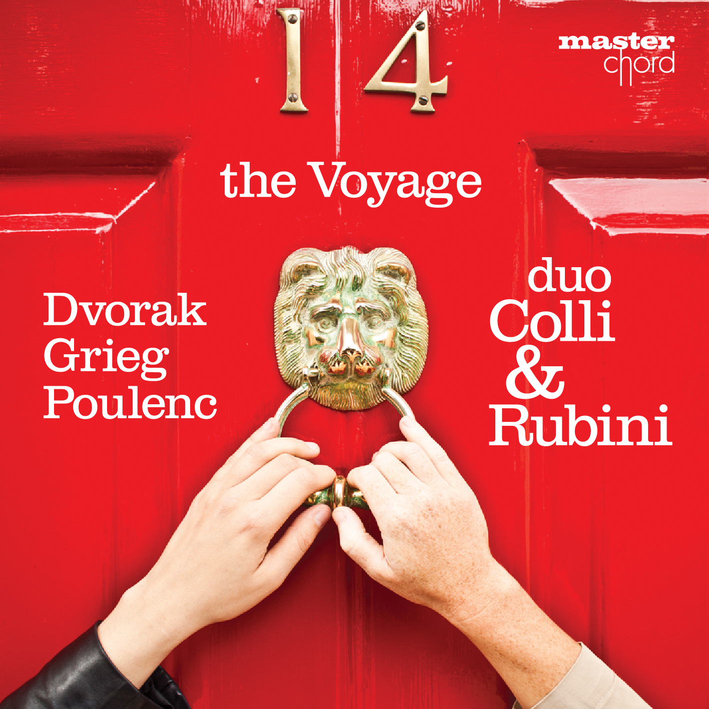 The Voyage: Dvorak, Grieg, Poulenc